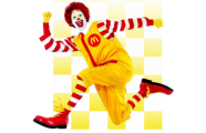 ATM Company Customer Mc D logo